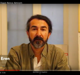 Mustafa Eren – Sivil Düşün – #BenceAktivizm